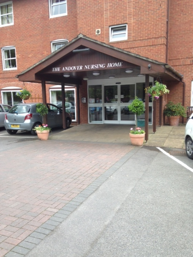 Andover Nursing Home Hampshire About Our Home